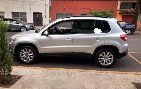 Urge!! En venta carro Volkswagen Tiguan 2009 de único propietario en excelente estado
