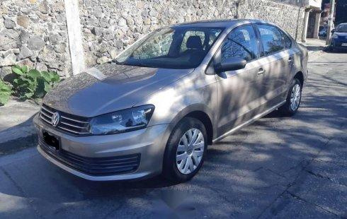 Tengo que vender mi querido Volkswagen Vento 2017 en muy buena condición