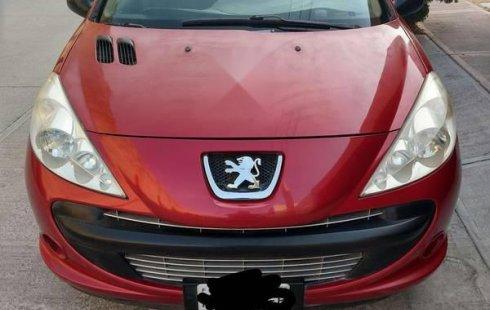 Quiero vender cuanto antes posible un Peugeot 207 2009