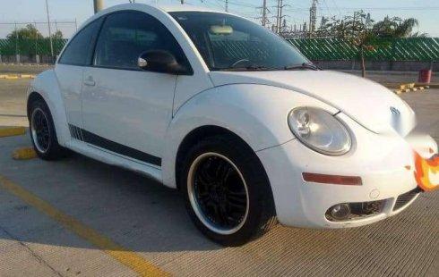 Vendo un Volkswagen Beetle por cuestiones económicas