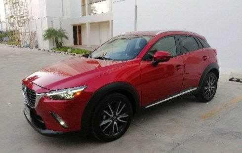 Urge!! En venta carro Mazda CX-3 2017 de único propietario en excelente estado