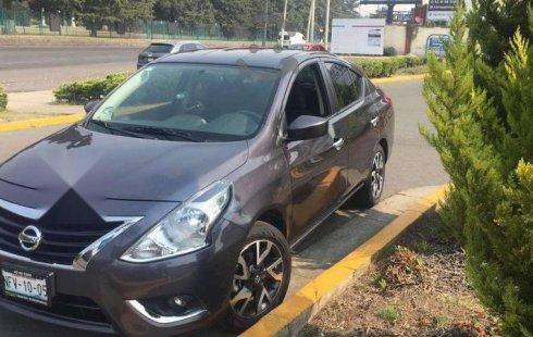 Nissan Versa impecable en Toluca más barato imposible