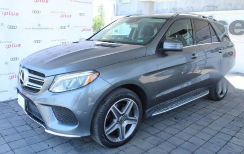 Se pone en venta un Mercedes-Benz Clase GLE