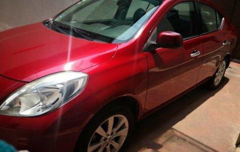 Urge!! Un excelente Nissan Versa 2014 Automático vendido a un precio increíblemente barato en Puebla