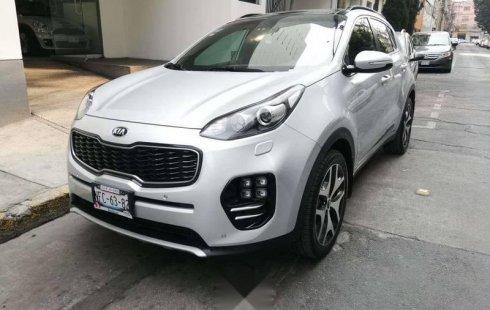 Se vende urgemente Kia Sportage 2018 Automático en Benito Juárez