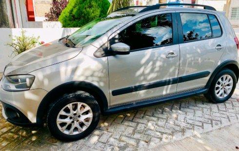 Se vende urgemente Volkswagen CrossFox 2015 Manual en Quintana Roo
