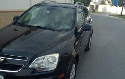 Se vende urgemente Chevrolet Captiva 2011 Automático en San Nicolás de los Garza