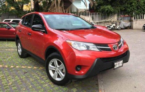 Se vende urgemente Toyota RAV4 2014 Automático en Miguel Hidalgo