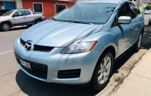 Mazda CX-7 impecable en Coyoacán más barato imposible