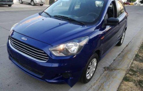 Auto usado Ford Figo 2017 a un precio increíblemente barato