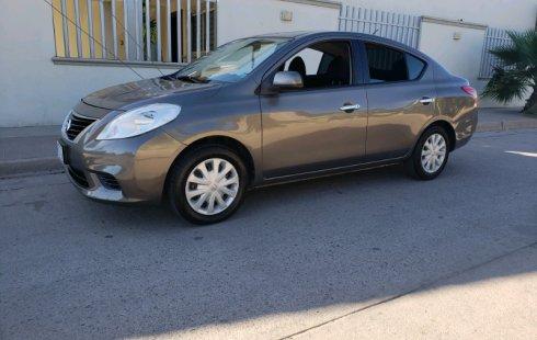 Nissan Versa usado en Sinaloa