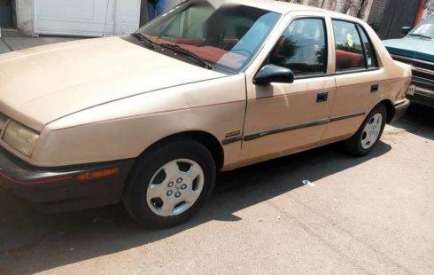 Pongo a la venta cuanto antes posible un Chrysler Shadow que tiene todos los documentos necesarios