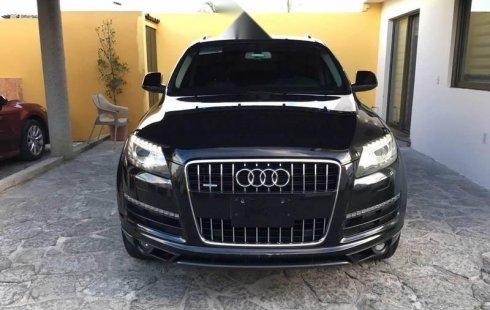 Urge!! Vendo excelente Audi Q7 2010 Automático en en Zapopan