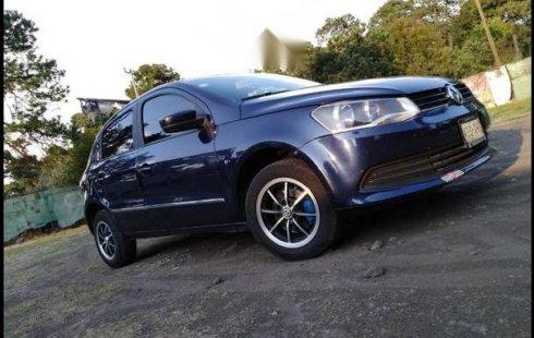 Urge!! Vendo excelente Volkswagen Gol 2016 Manual en en Miguel Hidalgo