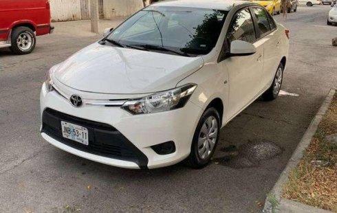 Toyota Yaris 2017 usado
