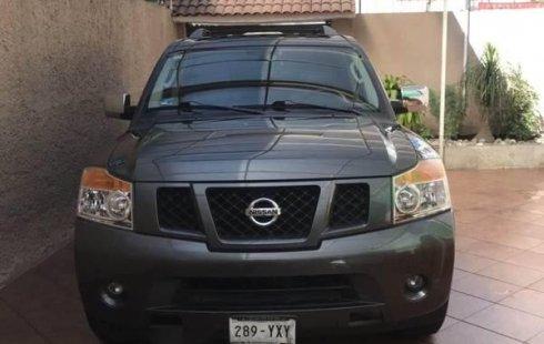 Nissan Armada 2011 usado en Venustiano Carranza