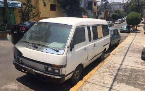 SHOCK!! Un excelente Nissan Ichi van 1993, contacta para ser su dueño