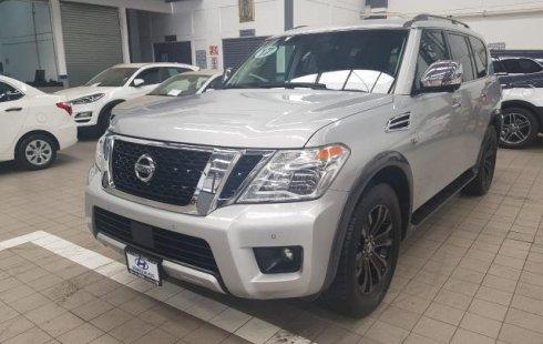 Me veo obligado vender mi carro Nissan Armada 2017 por cuestiones económicas