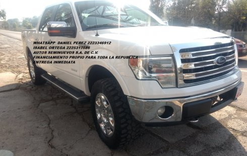 Ford Lobo King Ranch 2013 Puebla