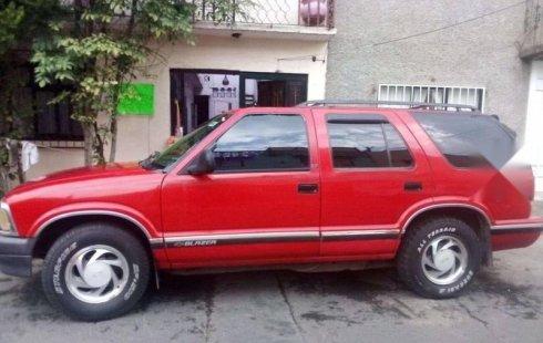 Urge!! En venta carro Chevrolet Blazer 1996 de único propietario en excelente estado