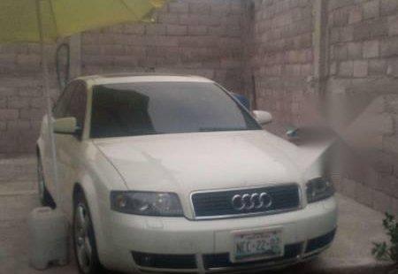 Quiero vender cuanto antes posible un Audi A4 2004
