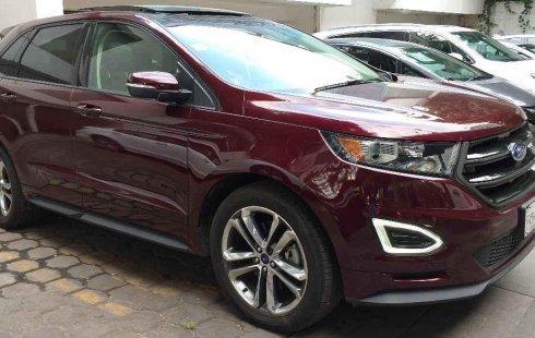 Urge!! En venta carro Ford Edge 2017 de único propietario en excelente estado