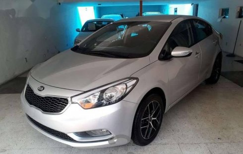Vendo un Kia Forte impecable
