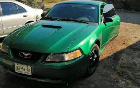 Llámame inmediatamente para poseer excelente un Ford Mustang 1999 Automático