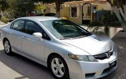 Vendo un Honda Civic por cuestiones económicas