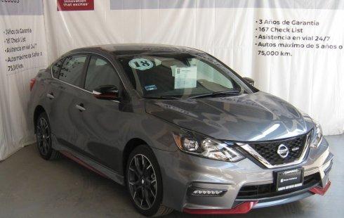 Nissan Sentra 2018 barato en Huixquilucan