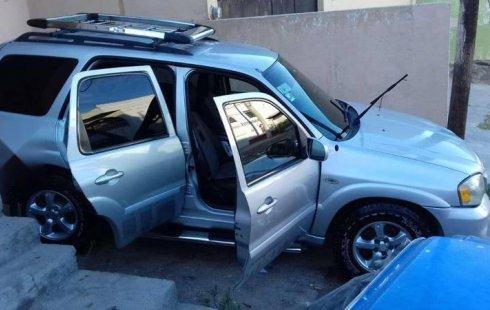 No te pierdas un excelente Mazda TRIBUTE 2005 Automático en Guadalajara