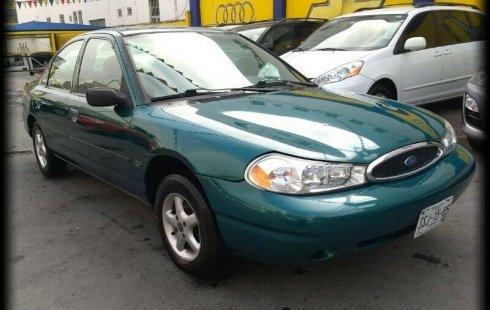 Quiero vender cuanto antes posible un Ford Contour 2000
