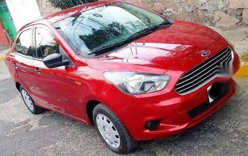 Ford Figo 2016 barato en Tlalnepantla de Baz