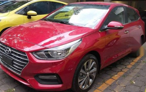 Vendo un Hyundai Accent impecable