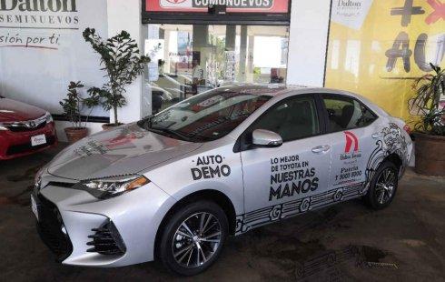Toyota Corolla 2019 usado
