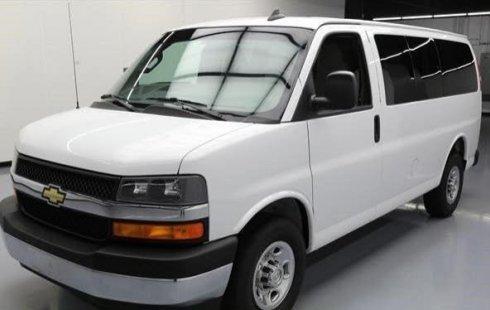 Chevrolet Express 2016 usado