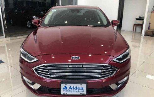 Ford Fusion impecable en Coyoacán