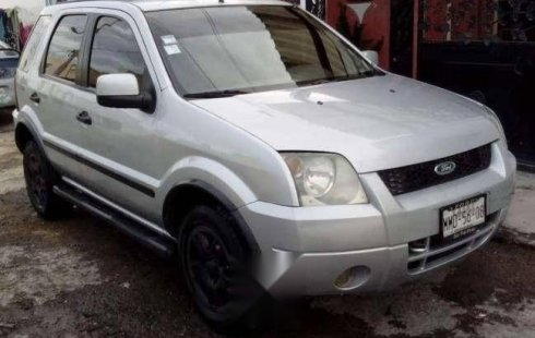 Ford EcoSport impecable en San Juan del Río más barato imposible