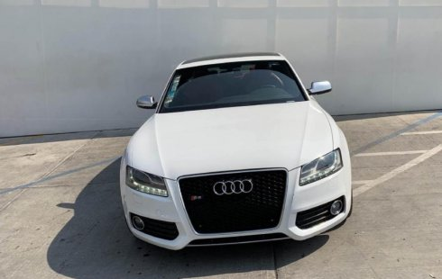 Vendo un Audi S5 impecable