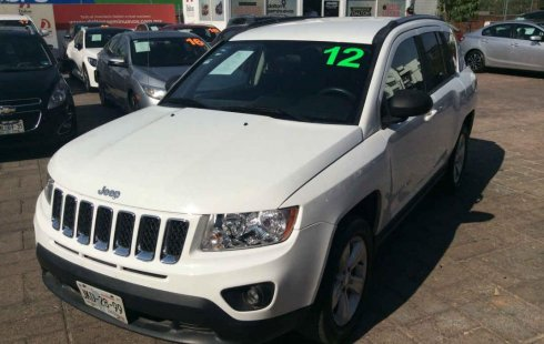 Vendo un Jeep Compass en exelente estado
