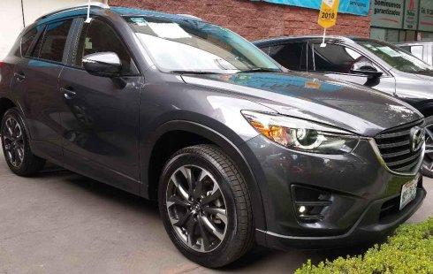 Se vende urgemente Mazda CX-5 2016 Automático en Miguel Hidalgo