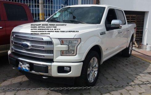Lobo Platinum 4X4 2017 Puebla