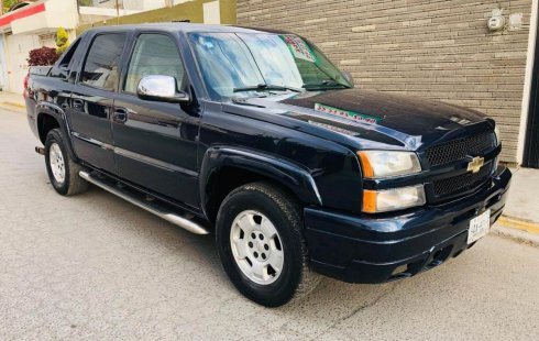 Chevrolet Avalanche 2005 impecable