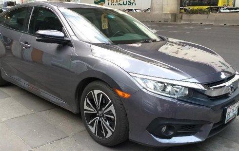 En venta un Honda Civic 2017 Automático en excelente condición