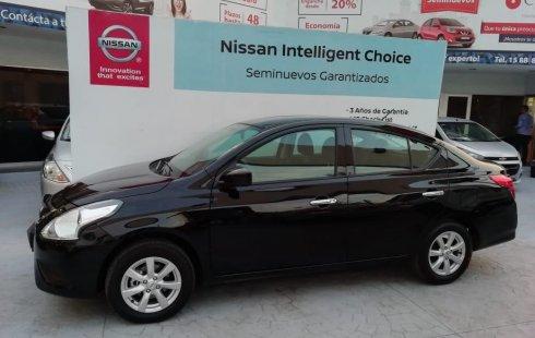 Tengo que vender mi querido Nissan Versa 2019 en muy buena condición