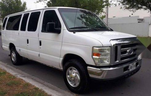 Ford Econoline 2011 barato en Apodaca