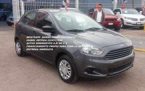 Figo Hatchback 2016 Puebla
