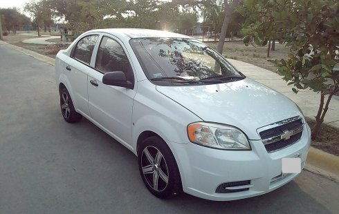 Chevrolet Aveo 2009 Blanco