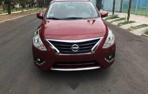 Quiero vender inmediatamente mi auto Nissan Versa 2019 muy bien cuidado