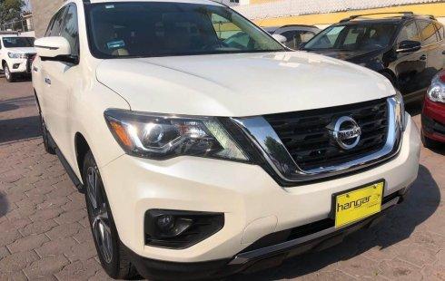Urge!! Un excelente Nissan Pathfinder 2017 Automático vendido a un precio increíblemente barato en Guanajuato